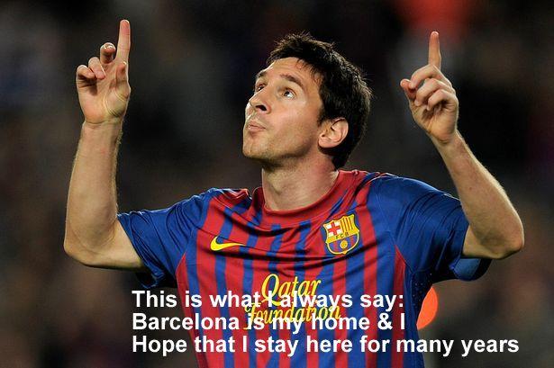 Lionel+Messi