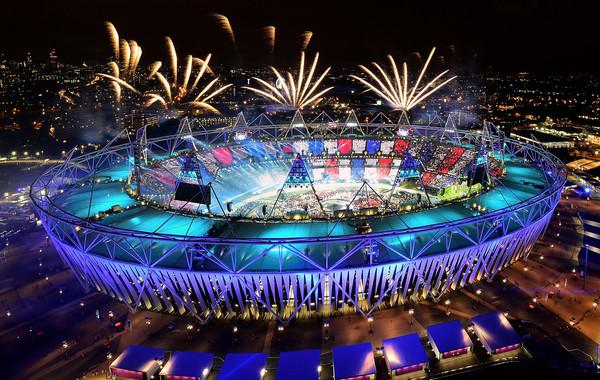 Salt lake stadium opening ceremony