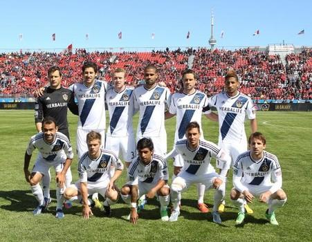 Los Angeles Galaxy v Toronto FC