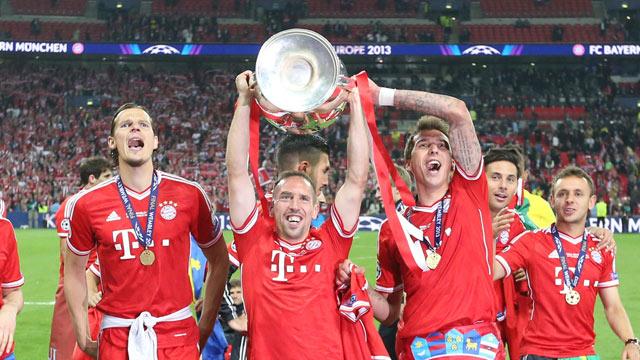Bayern Munich brand worth more than Manchester United - video