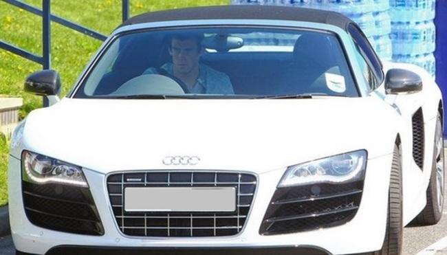 Audi-R8-White-Gareth-Bale