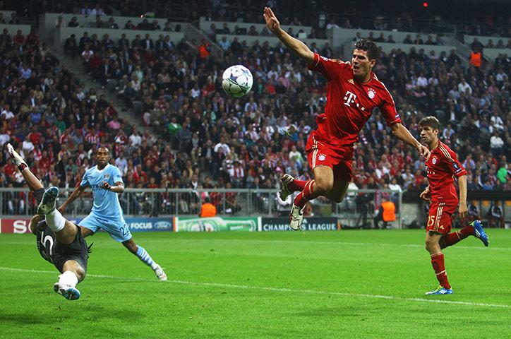 FC-Bayern-Muenchen-v-Manc-021