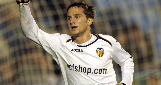 Pablo Piatti Valencia