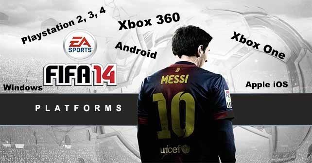 FIFA 14 Platforms