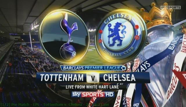 Tottenham v. Chelsea