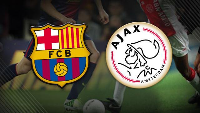 Barcelona Vs Ajax Amsterdam Head to head