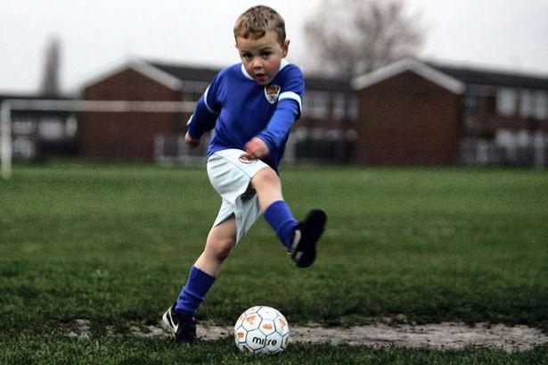 FIFA Fans wonder kid