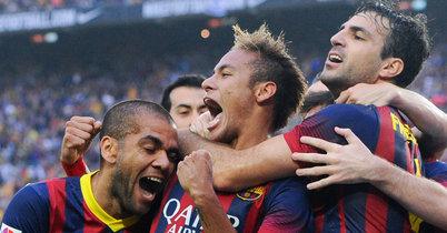 Barcelona-v-Real-Madrid-match-results
