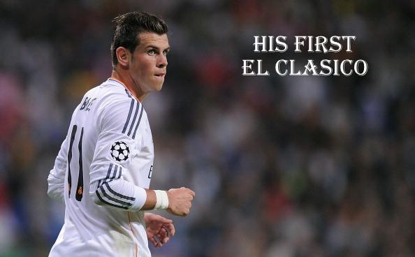 Gareth Bale's First El Clasico