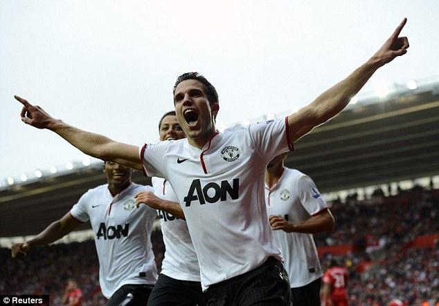 Robin-van-persie-against-Southampton
