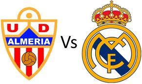 Almeria Vs Real Madrid match schedule
