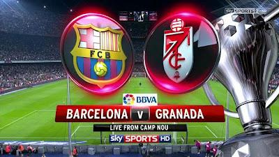 Barcelona Vs Granada Match Telecast Channels