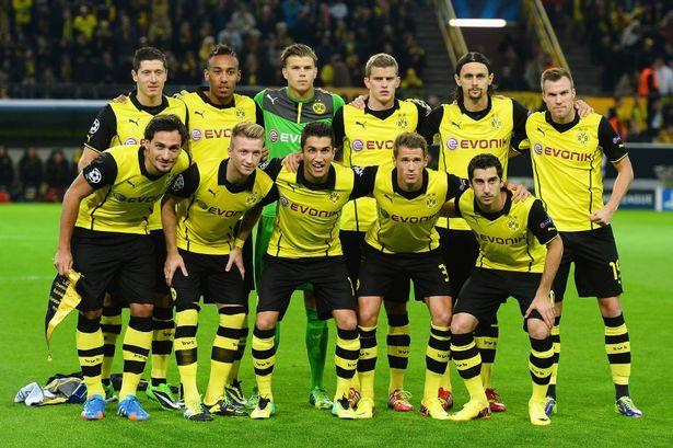 Borussia Dortmund Vs Napoli Telecast