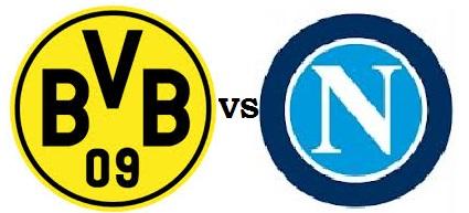 Borussia Dortmund Vs Napoli date & time