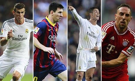 FIFA Ballon D'or 2013 Date Of Winner