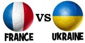 France Vs Ukraine Match schedule
