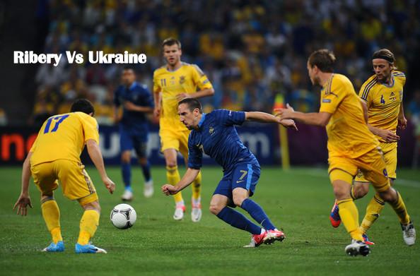 Franck Ribery Vs Ukraine