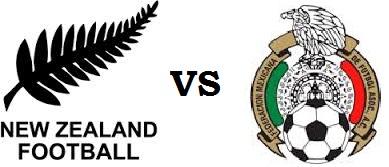 New Zealand vs Mexico