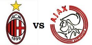 AC Milan Vs Ajax Amsterdam
