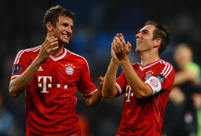 Bayern Munich Vs Raja Casablanca Telecast