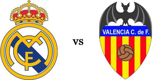 Real Madrid Vs Valencia Head to Head