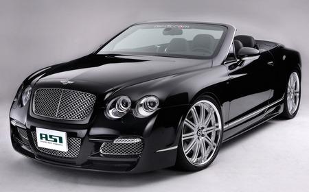 Bentley Continental GTC Cristiano Ronaldo