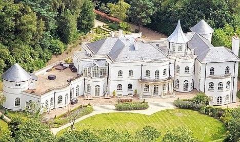 Didier Drogba house