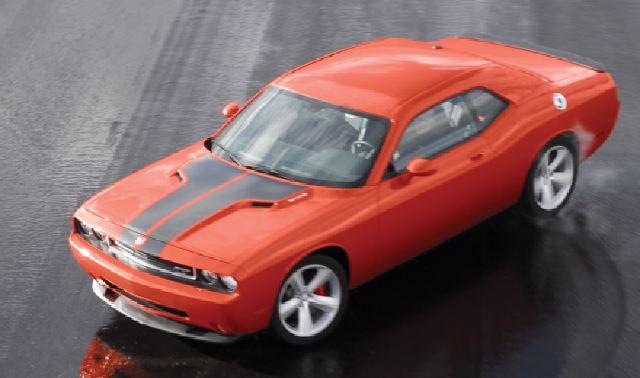 Dodge Charger SRT8 Car of Messi