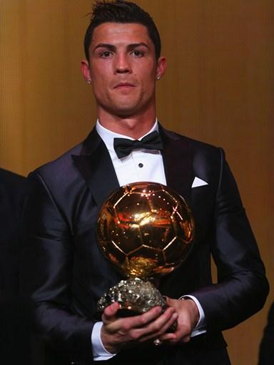 FIFA Ballon D'or 2013 Winner