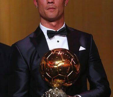 FIFA Ballon Dor 2013 Winner