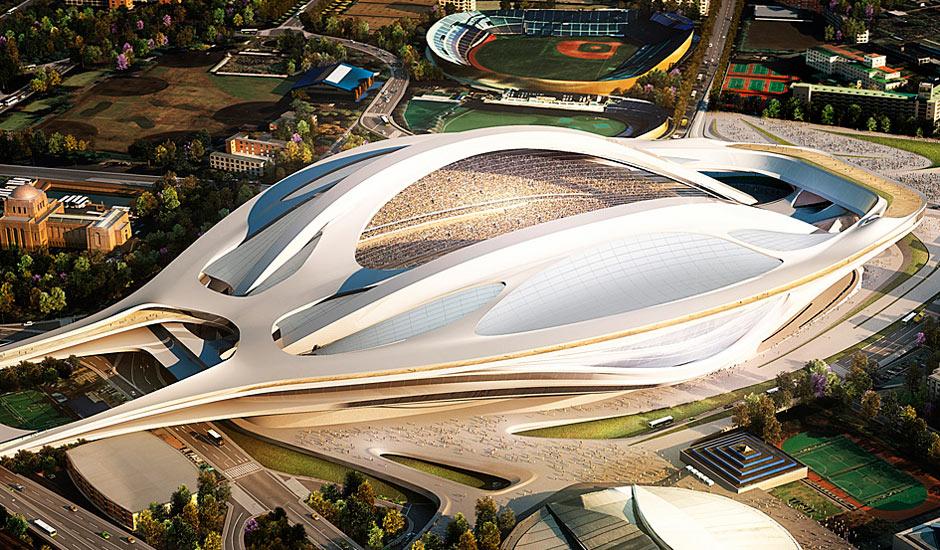 Zaha Hadid Stadium Details