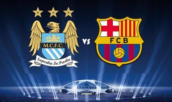 Manchester City vs Barcelona Match Date