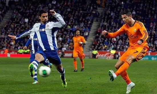 �������� �� ����� ������ ��� ���� ����� �� ��������� �� ��� 20 ������ . Real-Madrid-Vs-Espan