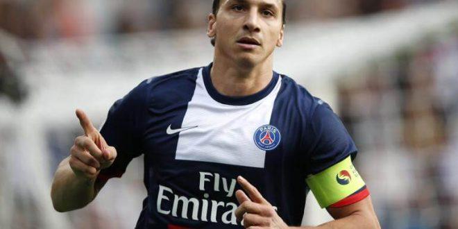 Zlatan Ibrahimovic Salary Per Week Month Second at PSG