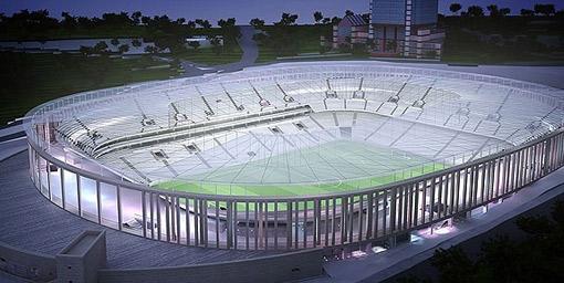Vodafone Arena The Eagle's Nest Stadium Wiki, Capacity &Details