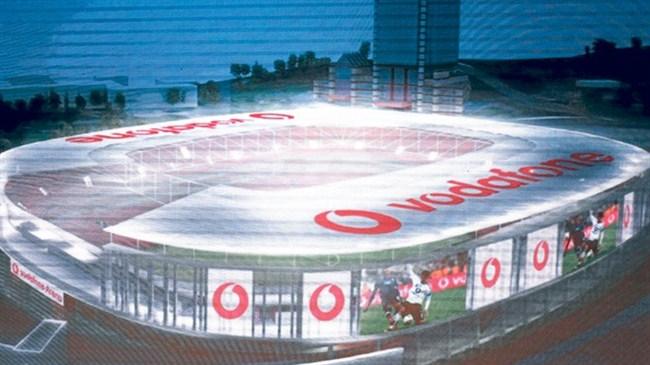 Vodafone  Arena The Eagle's Nest