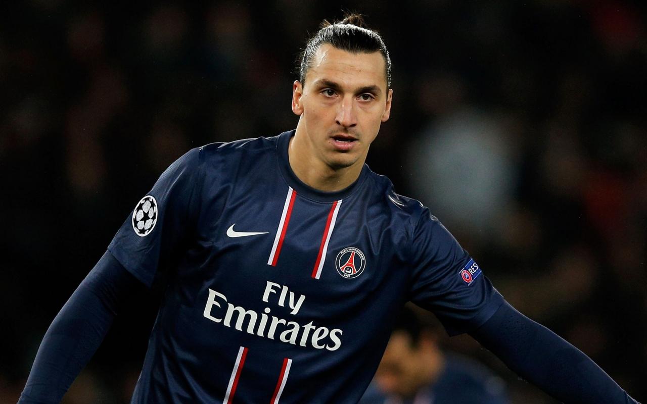 Zlatan Ibrahimovic salary at PSG