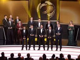 Pictures &Photos of Ballon D'or 2013 Award Ceremony