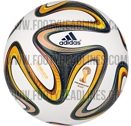 Brazuca World Cup 2014 Final Match Ball