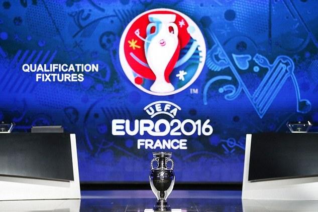 EURO 2016 Qualification Fixtures
