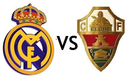 Real Madrid Vs Elche Schedule