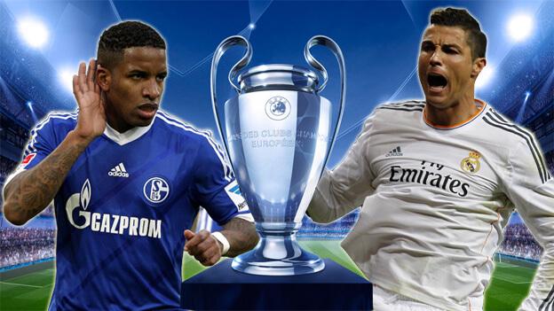 Schalke vs Real Madrid telecast preview