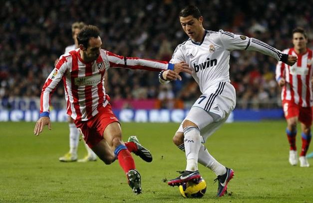 Telecast channels OF Real Madrid match la liga