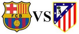 Barcelona Vs Atletico Madrid schedule