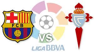 Barcelona vs Celta Vigo schedule