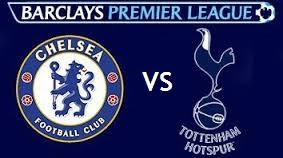 Chelsea vs Tottenham schedule