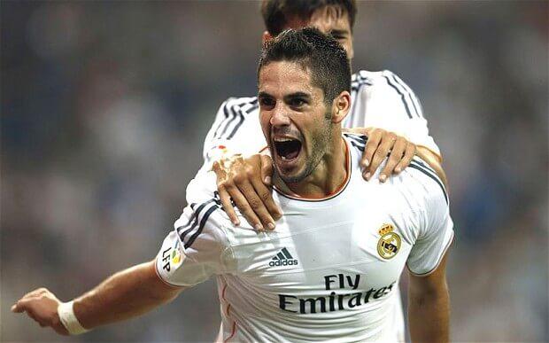 Isco Real Madrid career