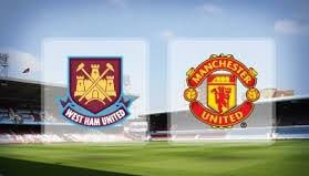 match schedule of West Ham vs Man United
