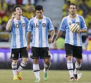Argentina World Cup TeamArgentina World Cup Team