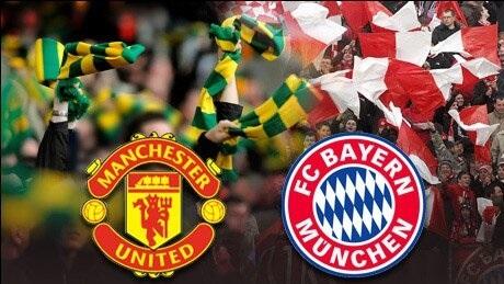 Bayern vs United time & telecast